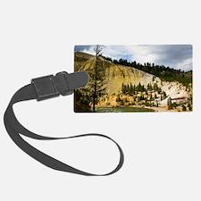 Yellowstone River Luggage Tag