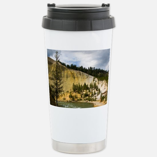 Yellowstone River Stainless Steel Travel Mug