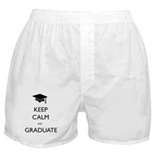 Graduate Boxer Shorts
