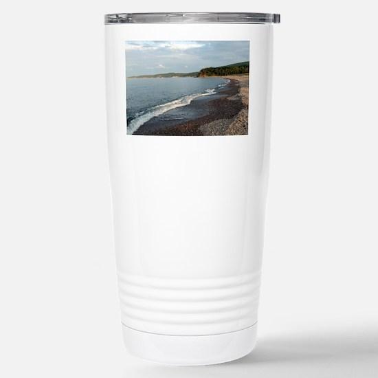 Peaceful dusk#4 Dingwal Stainless Steel Travel Mug