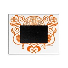 Day of the Dead Sugar Skull Picture Frame