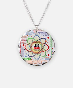 Big Bang Theory Ultimate New Necklace