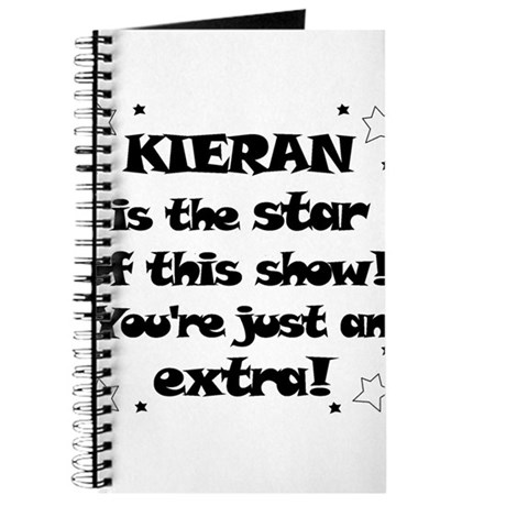 Kieran is the Star Journal