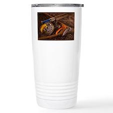 Fly fishing Travel Coffee Mug