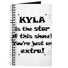 Kyla is the Star Journal