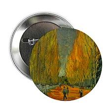 "Van Gogh Alyscamps 2.25"" Button"