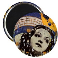 Reina Collage Magnet