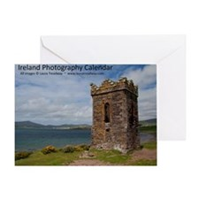 Dingle Tower Greeting Card