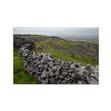 Dun Aengus Rectangle Magnet