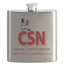 CSN Logo Flask