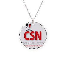 CSN Logo Necklace