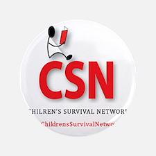 """CSN Logo 3.5"""" Button"""