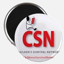 CSN Logo Magnet