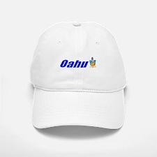Oahu, Hawaii Baseball Baseball Cap