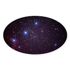 Orion's Belt Decal