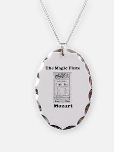 MOZART - THE MAGIC FLUTE Necklace