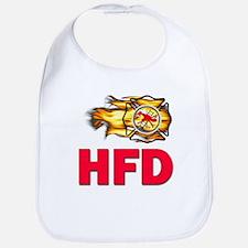 HFD Fire Department Bib