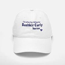 Bashkir Curly horse Baseball Baseball Baseball Cap