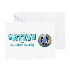 N.O.P.E. Logo 2 Greeting Cards (Pk of 10)