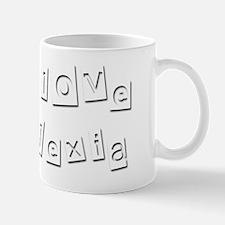 I Love Alexia Mug