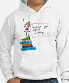 Good For Your Brain Jumper Hoody