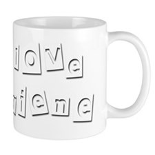 I Love Adriene Mug