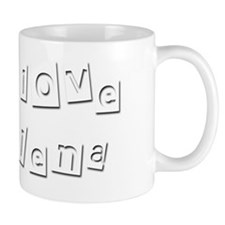 I Love Alena Mug