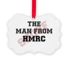 THE MAN FROM HMRC - TAX MAN Ornament