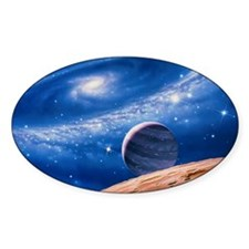 Ring galaxy Decal