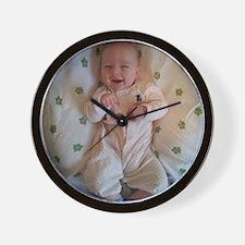 Nicky boy Wall Clock