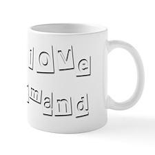 I Love Armand Mug
