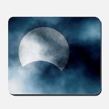 Partial solar eclipse, Germany, 29/03/06 Mousepad