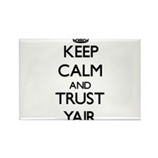 Keep Calm and TRUST Yair Magnets