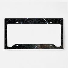 Perseid meteor shower, meteor License Plate Holder