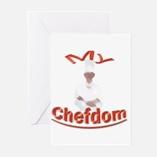 My Chefdom Greeting Cards (Pk of 10)