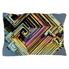 Bismuth crystal Pillow Case