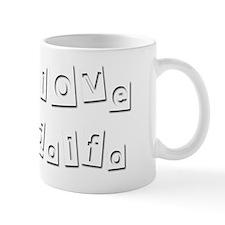 I Love Adolfo Mug