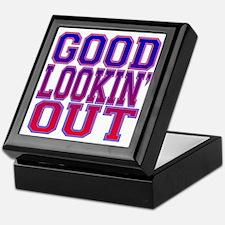 Good Lookin' Out Keepsake Box