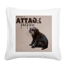 lb_kids_all_over_828_H_F Square Canvas Pillow