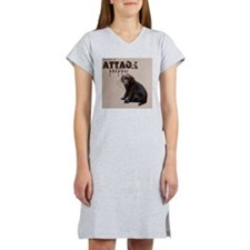 lb_kids_all_over_828_H_F Women's Nightshirt
