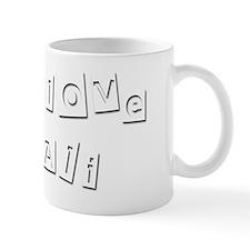 I Love Ali Mug