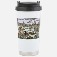 Plague in London, 1625 Travel Mug