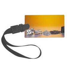 Group 2 metals Luggage Tag