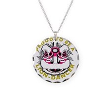 Hok San Lion Dance Necklace