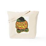 Jack-o-Lantern Halloween Candy Tote Bag