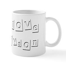 I Love Alyson Mug