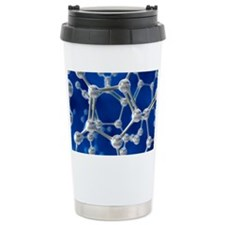 Molecular model Travel Mug