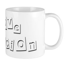 I Love Asuncion Mug