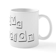 I Love Asuncion Small Mug