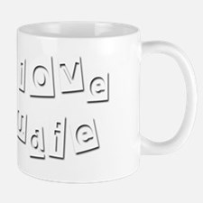 I Love Audie Mug